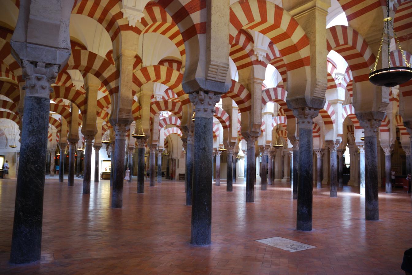 C rdoba catedral mezquita de c rdoba damadenegro for Interior mezquita de cordoba